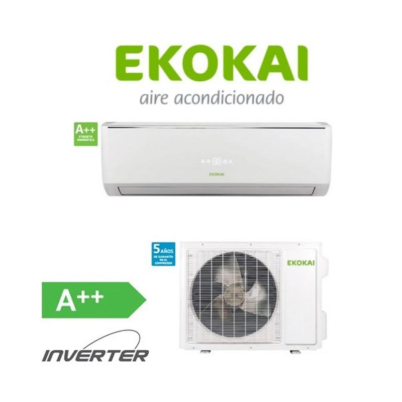 AIRE ACONDICIONADO EKOKAI DPA-25ABX INVERTER A++