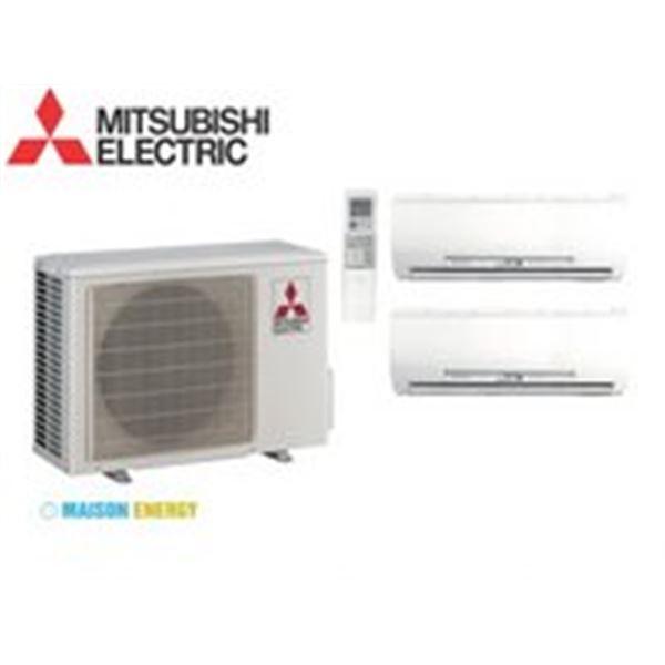 MULTISPLIT 2X1 MITSUBISHI MXZ-2HJ42 INVERTER